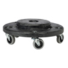Safco-dollies: Brute® Round Twist On/Off Dolly