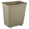waste receptacles: Rubbermaid Commercial - Soft Molded Plastic Wastebasket