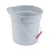 rubbermaid 30 gallon bucket: Rubbermaid® Commercial BRUTE® 10-Quart Round Utility Pail