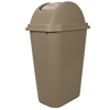 waste receptacles: Rubbermaid Commercial - Soft Wastebasket/Untouchable® Top Combo Pack