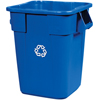 Recycling Containers: Rubbermaid Commercial - Square Brute® Recycling Container