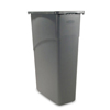 waste receptacles: Rubbermaid Commercial - Slim Jim® Large Rectangular Waste Receptacle