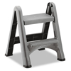 ladders: Rubbermaid Commercial - Two-Step Folding Stool