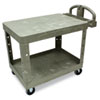 utilitycarts: Rubbermaid Commercial - Flat Shelf Utility Cart