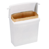 Rubbermaid: Rubbermaid Commercial - Sanitary Napkin Receptacle with Rigid Liner