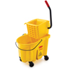 rubbermaid 30 gallon bucket: WaveBrake® Bucket/Wringer Combinations