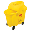 rubbermaid 30 gallon bucket: Rubbermaid Commercial - WaveBrake® Institutional Bucket/Strainer Combo
