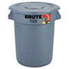 Safco-round-containers: Rubbermaid® Commercial Brute® Container Bulk Pack