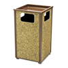 Safco-sand-urns: Aspen Series Receptacles