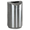 waste receptacles: Rubbermaid Commercial - Designer Line™ Eclipse™ Waste Receptacle