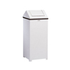 waste receptacles: Rubbermaid Commercial - WasteMaster Hinged-Top Waste Receptacle