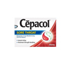 cough drops: Reckitt Benckiser - Cepacol® Institutional Pack Sore Throat Lozenges - Cherry Blisters