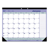 folders and binders and planners: Rediform® Monthly Desk Pad