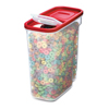 plastic containers: Rubbermaid - Modular Cereal Containers
