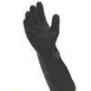 Safety-zone-rubber-gloves: Safety Zone - Rubber Gloves - Large