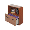 Filing cabinets: Safco® Aprs™ File Drawer Cabinet with Shelf