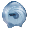 "San-jamar-jumbo-roll: Oceans® Single 10-1/2"" JBT Tissue Dispenser"