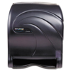 San-jamar-roll-towel-dispensers: San Jamar - Oceans® Smart Essence Electronic Roll Towel Dispenser