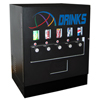 vendingmachines: Seaga - 5-Selection Can Beverage Manual Countertop Vending Machine