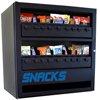 breakroom appliances: Seaga - 18-Selection Candy and Snack Manual Countertop Vending Machine