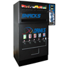vendingmachines: Seaga - Manual Deluxe Combo Snack/Beverage with $120 Capacity Changer