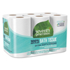 Seventh-generation-bathroom-tissue: Seventh Generation® 100% Recycled Bathroom Tissue Rolls