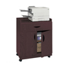 Safco: Safco - Mobile Laminate Machine Stand with Pullout Drawer