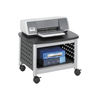 Safco-motion-activated: Safco - Scoot™ Mobile Under Desk Printer Stand
