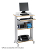 Safco Muv™ Stand-up Fixed Height Workstation SFC 1923GR