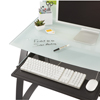 keyboard & mouse drawers & platforms: Safco - Xpressions™ Keyboard Tray