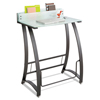 Safco Xpressions™ Glass Top Stand-up Workstation SFC 1941TG