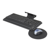 Safco Adjustable Keyboard Platform with Swivel Mouse Tray SFC 2135BL