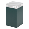 Safco-recycling-containers: Safco - Public Square® Recycling Containers