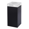 Safco-recycling-containers: Safco - Public Square® Black Base