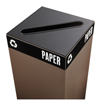 Safco-motion-activated: Safco - Public Square® Recycling Lids for Paper