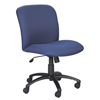 Safco Uber™ Big and Tall Mid Back Chair SFC 3491BU