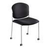 Safco Diaz™ Guest Chair - Black SFC 4194BL