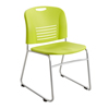 Safco Vy™ Sled Base Stack Chair SFC 4292GS