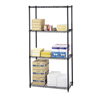 Safco Safco® Commercial Wire Shelving SFC 5276BL