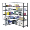 Shelving Units Steel Shelving: Safco - Safco® Industrial Wire Shelving