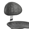 Safco Sit-Star™ Stool Optional Backrest SFC 6661BL