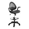 Safco Helix™ Extended-Height Chair SFC 7066BL