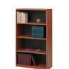bookcases: Safco - 4-Shelf Value Mate® Economy Bookcase