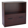 Safco-storage: Safco - Apres ™ File Drawer Cabinet with Shelf