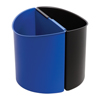 Safco-trash-receptacles: Safco - Small Desk-Side Receptacle