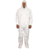 Protection Apparel: Safety Zone - SMS Coveralls - Large