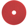 Floor Care Equipment: Treleoni - Red Spray Buffing Pad - Conventional 20""