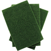 double markdown: Treleoni - 96A Green Medium Duty Scouring Pad
