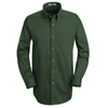 Emerald: Red Kap - Men's Meridian Performance Twill Shirt