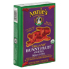 snacks: Annie's Homegrown - Annie's  Berry Patch Bunny Fruit Snacks